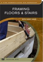 Cover of: Framing Floors & Stairs
