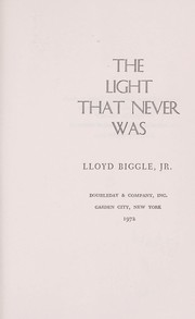 Cover of: The light that never was