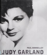 Cover of: Judy Garland | Paul Donnelley