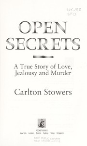 Cover of: Open Secrets
