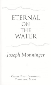 Cover of: Eternal on the water