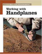 Cover of: Working with Handplanes (New Best of Fine Woodworking)