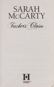Cover of: Tucker's claim
