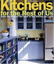 Cover of: Kitchens for the Rest of Us