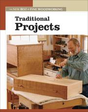 Cover of: Traditional Projects (Best of Fine Homebuilding)