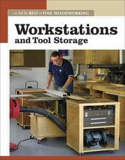 Cover of: Workstations and Tool Storage (Best of Fine Homebuilding)