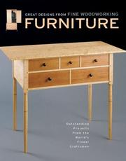 Cover of: Furniture