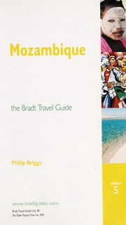 Cover of: Mozambique