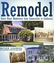 Cover of: Remodel