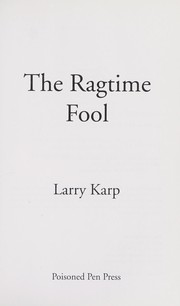 Cover of: The ragtime fool