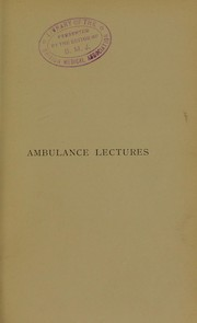 Cover of: First aid to the injured