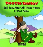 Beetle Bailey by Mort Walker