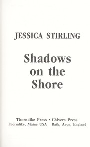 Cover of: Shadows on the shore | Jessica Stirling