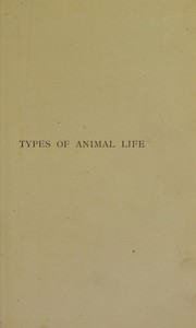 Cover of: Types of animal life