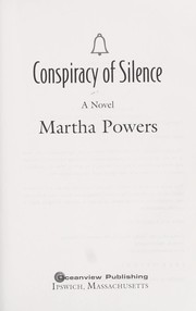 Cover of: Conspiracy of silence