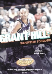 Cover of: Grant Hill : superstar forward |
