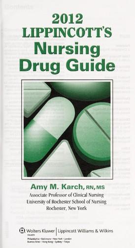 Nursing drug handbook: books | ebay.