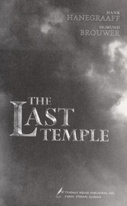 Cover of: The last temple