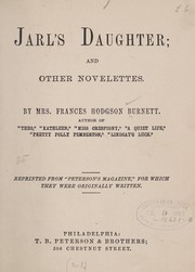 Cover of: Jarl's daughter: and other novelettes