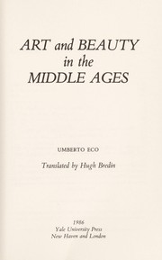 Cover of: Art and beauty in the Middle Ages