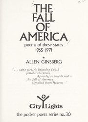 Cover of: The Fall of America