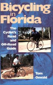 Cover of: Bicycling in Florida