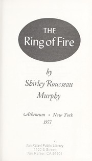 Cover of: The ring of fire