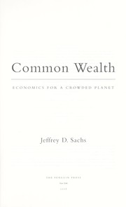 Cover of: Common wealth