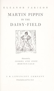 Cover of: Martin Pippin in the daisy-field