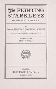 Cover of: The fighting Starkleys