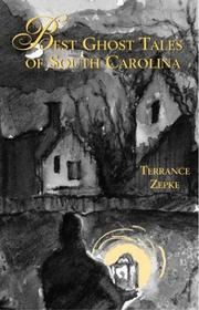 Cover of: Best Ghost Tales of South Carolina | Terrance Zepke