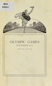 Cover of: Olympic Games