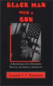 Cover of: Black Man With A Gun