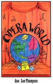 Cover of: Opera World