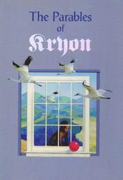 Cover of: The parables of Kryon | Kryon (Spirit)