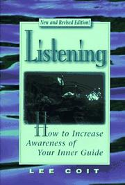 Cover of: Listening | Lee Coit