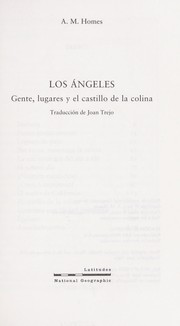 Cover of: Los Angeles