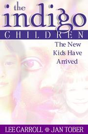 Cover of: The Indigo Children | Lee Carroll