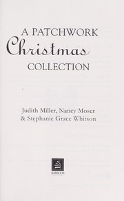 Cover of: A patchwork Christmas collection