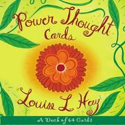 Cover of: Power Thought Cards (Beautiful Card Deck)