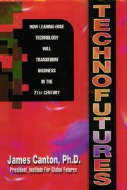 Cover of: Technofutures