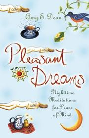 Cover of: Pleasant dreams
