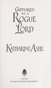 Cover of: Captured by a rogue lord