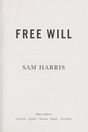 Cover of: Free will