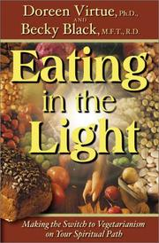Cover of: Eating In The Light | Doreen Virtue