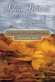 Cover of: A journal of love and healing | Sylvia Browne