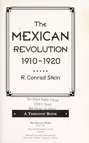 Cover of: The Mexican Revolution, 1910-1920
