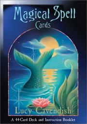 Cover of: Magical Spell Cards (Large Card Decks)