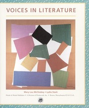 Cover of: Voices in literature | Mary Lou McCloskey