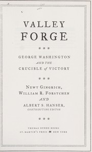 Cover of: Valley Forge